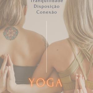Aulão de Yoga Gratuito 29/03/21