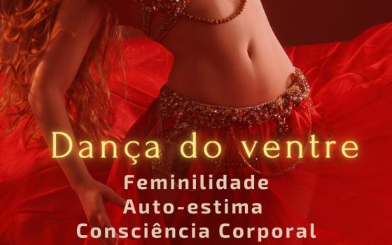 Aulão de Dança do ventre Gratuito 31/03/21